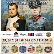 «IV Jornadas de Wargames de Madrid» los días 29, 30 y 31 de marzo en Alcorcón