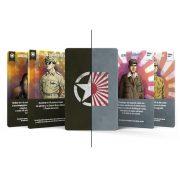 2GM Pacific: Listado de cartas / Cards Manifest