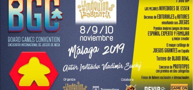 Draco Ideas en BGC Málaga