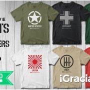 Camisetas Make100: ¡Gracias por el apoyo! Nos vemos en el Pledge Manager