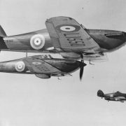 303 Squadron. Los contendientes: Hawker Hurricane