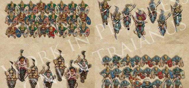 Nuevo ONUS!: Decébalo y Trajano