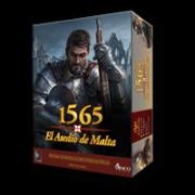 1565 El Asedio de Malta ¡impresión completada!