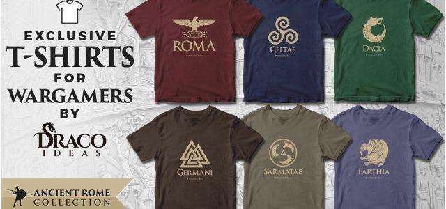 Camisetas: ¿Y ahora? ¡Volvamos al pasado!