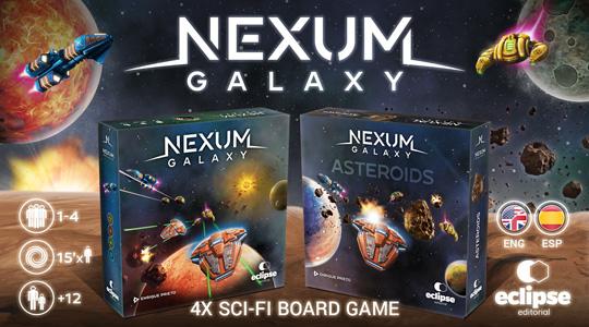 NEXUM Galaxy en Kickstarter