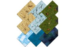 Boardgame playmats