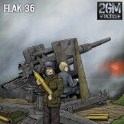 2GM Tactics – Flak 36
