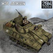 2GM Tactics – M36 Jackson