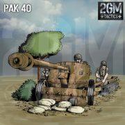 2GM Tactics – PAK 40