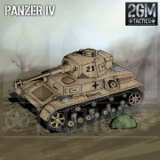 2GM Tactics – Panzer IV