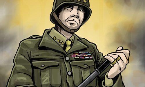 2GM Tactics – General Patton