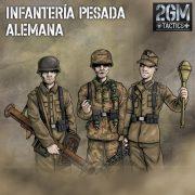 2GM Tactics – Infanterías Pesadas