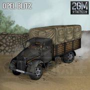 2GM Tactics – Opel Blitz