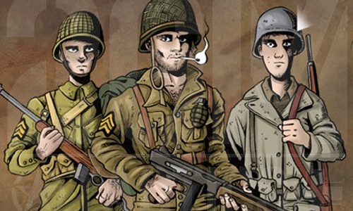 2GM Tactics – Infanterías ligeras