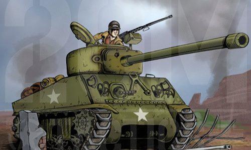 2GM Tactics – M4 Sherman