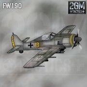 2GM Tactics – FW190