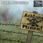 "2GM Tactics – Carta de apoyo ""MINAS ANTIPERSONA"""