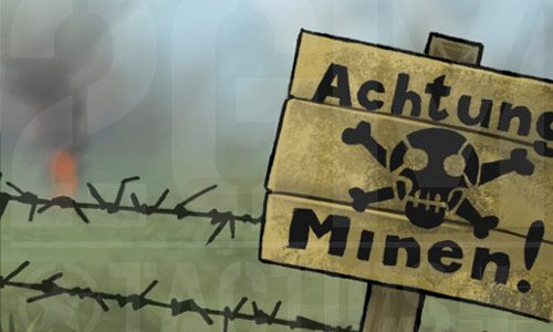 2GM Tactics – Carta de apoyo «MINAS ANTIPERSONA»