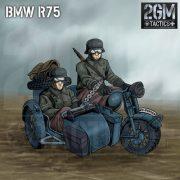 2GM Tactics – BMW R75