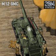 2GM Tactics – M12 GMC