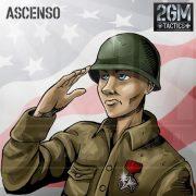 2GM Tactics – Carta de promoción «ASCENSO»