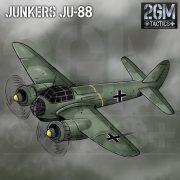 2GM Tactics – JUNKERS JU-88