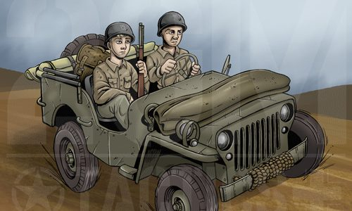 2GM Tactics – Jeep Willys