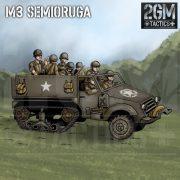2GM Tactics – M3 Semioruga