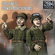 2GM Tactics – Carta de apoyo «ÓRDENES CONTRADICTORIAS»