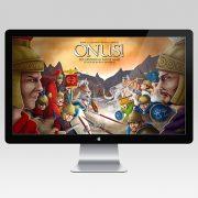 Wallpaper exclusivo de «ONUS! – Roma vs Cartago» para tu ordenador