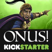 Llegó el día y la hora, ¡ya estamos en Kickstarter con ONUS!
