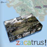 """""""Análisis en profundidad de 2GM TACTICS"""", nuevos vídeos creados por Zacatrus!"""