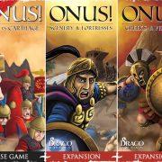 Videos sobre ONUS y juego en solitario en Tempus Ludicus Océano de Juegos