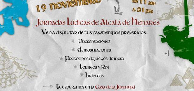 Draco Ideas en las Jornadas Lúdicas de Alcalá de Henares