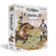 Draco Ideas firma un acuerdo para editar «España 20» («Napoleonic 20») en castellano