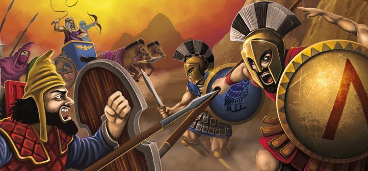 ONUS! Greek & Persians Expansion