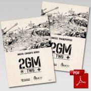 "2GM TWG: ""Anexos de Transportes y Combate Aéreo"""