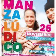 Juegos Draco Ideas en evento Manzalúdico