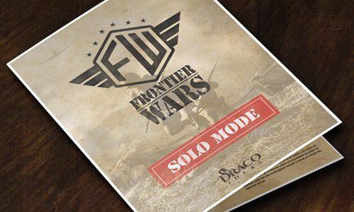 Frontier Wars: Manual exclusivo para imprimir