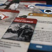 Frontier Wars: materiales finales y preparando envíos