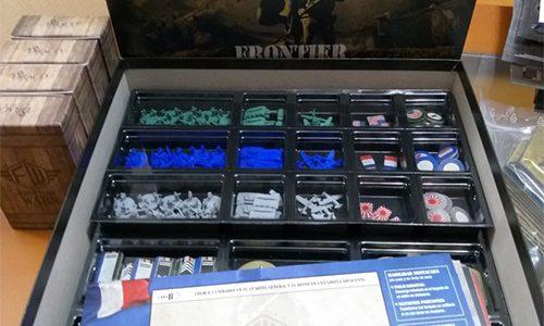 Frontier Wars: ¡95% de los envíos realizados!