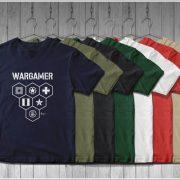 Todas las camisetas wargameras enviadas