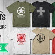 2GM Pacific: Pledge Manager, camisetas y más…