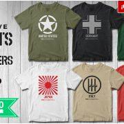 """Fabricación de las camisetas """"wargameras"""""""