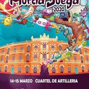 Murcia Juega 2020 (EVENTO RETRASADO A SEPTIEMBRE)