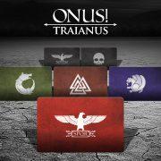 Nueva información sobre ONUS! Traianus y más