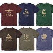 Camisetas Roma: Últimos envíos y cierre del Pledge Manager