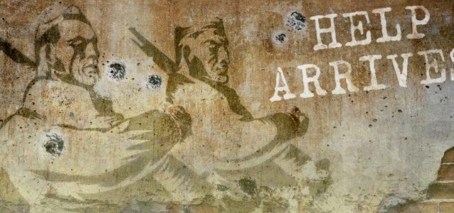 Help Arrives! – Spanish Civil War