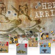 """""""Help Arrives!"""": de las arenas de Normandía, a las llanuras españolas"""