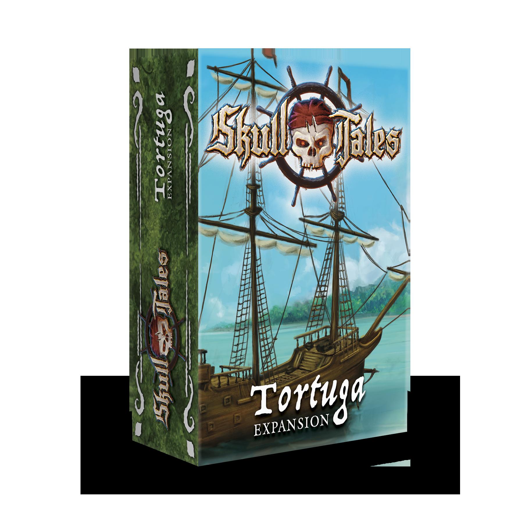Expansión Tortuga Skull Tales